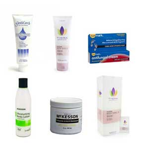 Creams / Ointments