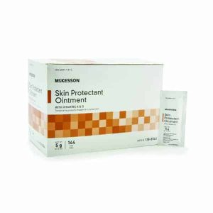 Vitamin A and D Skin Protectant Ointment 5 gram packets